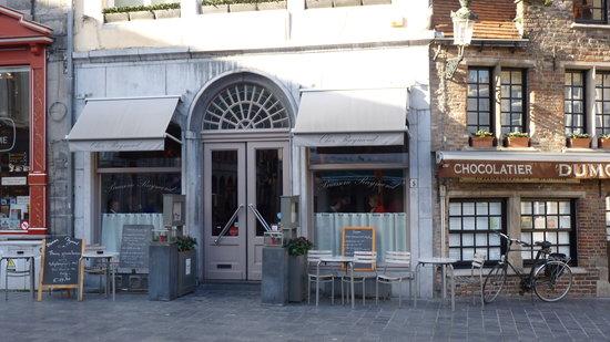 Exterior Brasserie Raymond