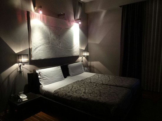 Borghese Palace Art Hotel : Chambre