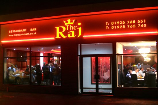 The Raj Culcheth