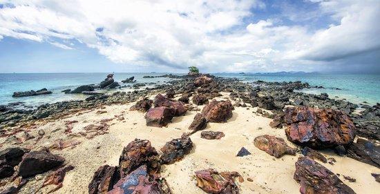 Khai Island : outlook