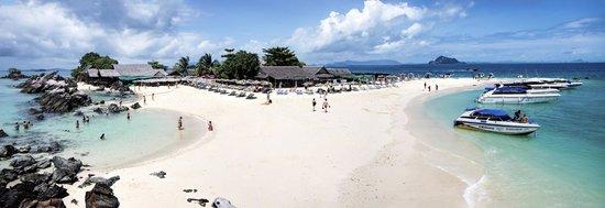 Khai Island : panorama