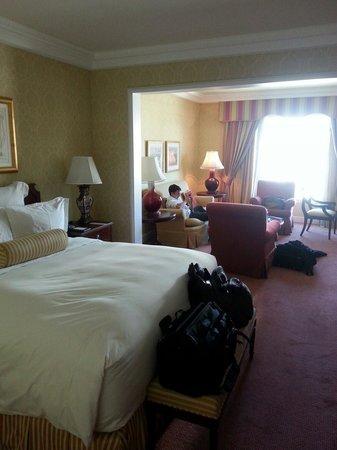 The Ritz-Carlton, Santiago: Junior Suite