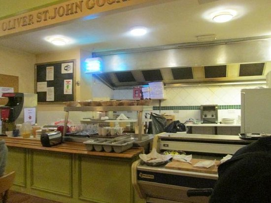 Oliver St. John Gogarty's Hostel: colazione