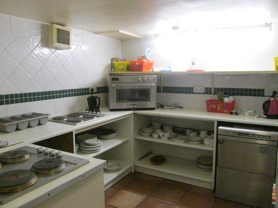 Oliver St. John Gogarty's Hostel: uso cucina