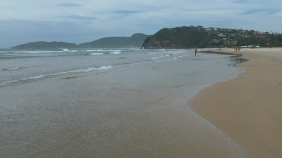Buzios Arambare Hotel: playa geriba a tres cuadras, hermosa..