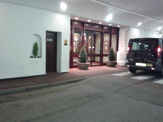 Copthorne Hotel Effingham Gatwick : entrada