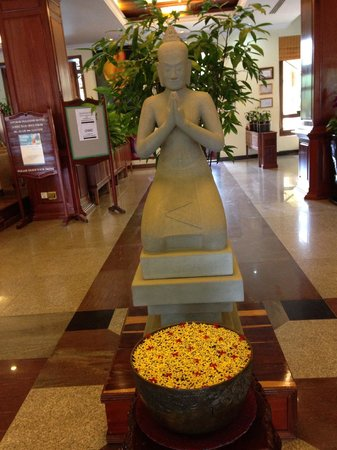 Angkor Paradise Hotel: A Warm Welcome