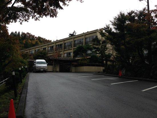 Nikko Kanaya Hotel: Hotel