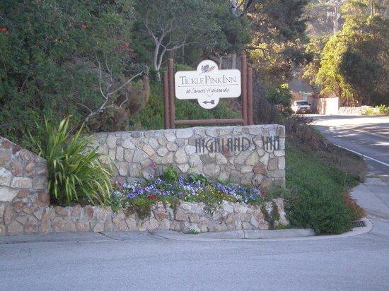 Hyatt Carmel Highlands : Entry
