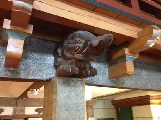 Nikko Kanaya Hotel: Facade