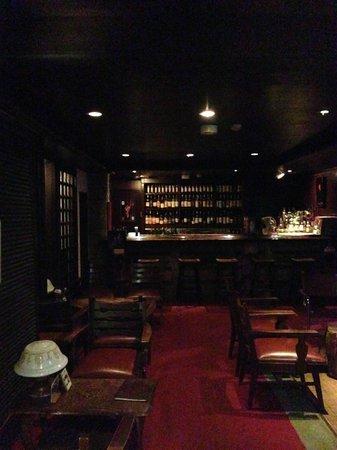 Nikko Kanaya Hotel: Bar
