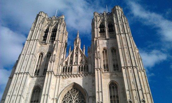 Cathédrale Saints-Michel-et-Gudule de Bruxelles : top