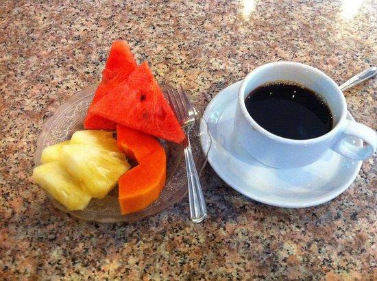 Rendezvous Guest House: Desayuno incluido en el precio del hotel