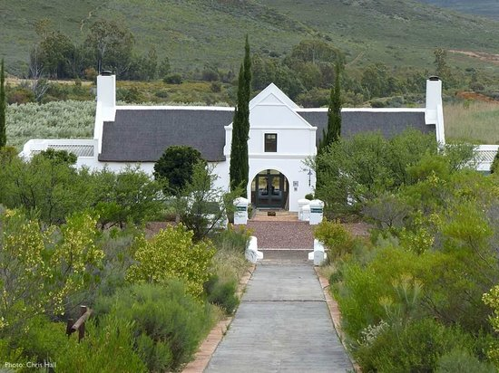 Les Hauts de Montagu: Main Lodge
