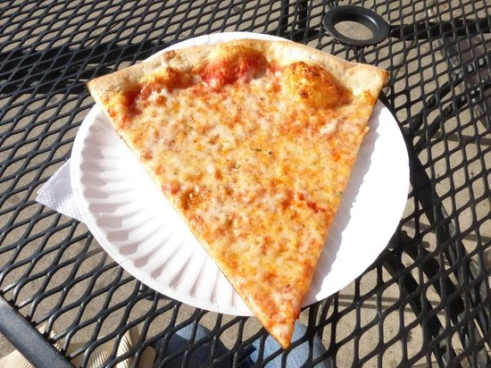 Margheritas Pizza Cheese Slice