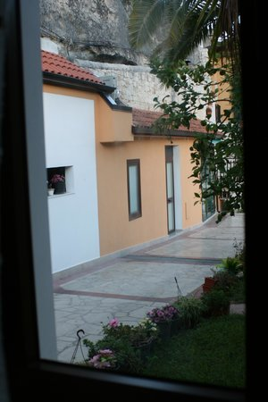 B&B Pineta Monserrato: from our room.