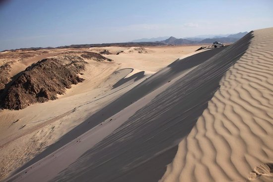 Sinai At Its Best Day Tours: The big dune