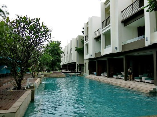 The Serenity Hua Hin: The Pool Access Rooms