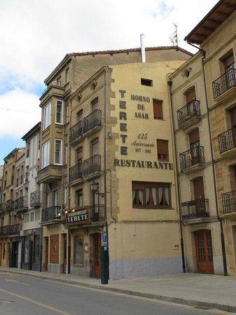 Terete : el restaurante