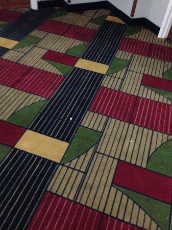 Comfort Inn: Hall carpet was disgusting