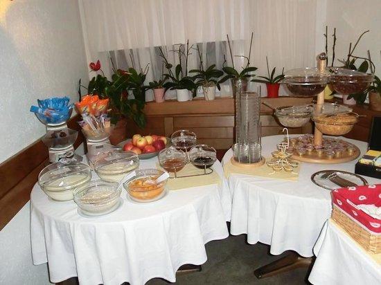 Hotel Weisshorn : 朝食2