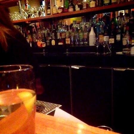 Granary: The bar
