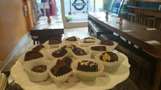 Urban Picnic: Handmade chocolates