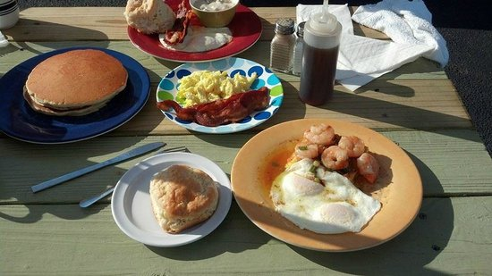 Granny's Country Kitchen : Complete Breakfast