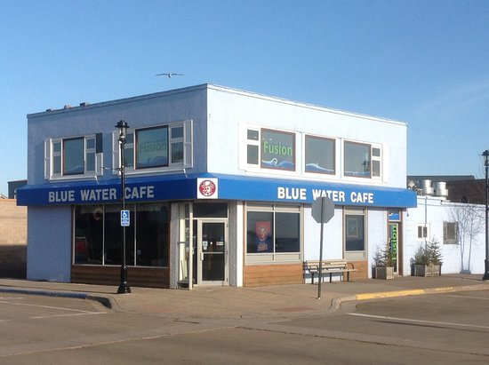 Blue Water Cafe: Summer 2013