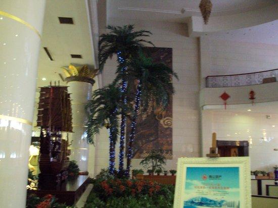 Nanshan International Conference Center Hotel: hotel lobby lounge