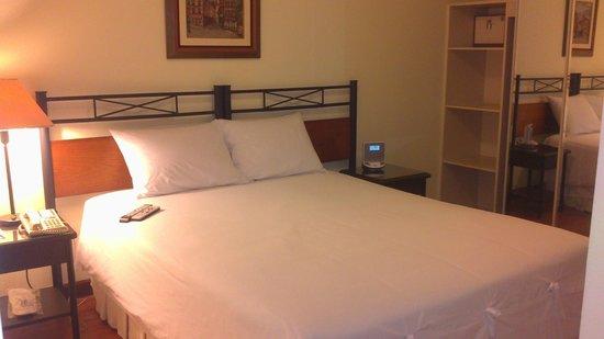 Plaza del Bosque Hotel: Dormitorio