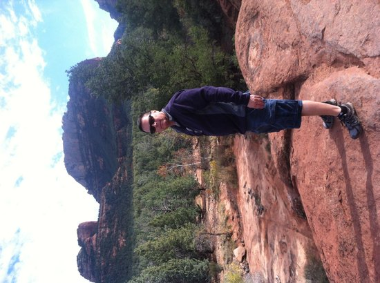 Red Rock Jeep Tours: Stopped to Enjoy the Sights