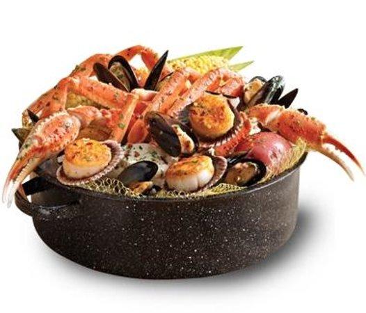 Crab Pot Seafood Restaurant Menu
