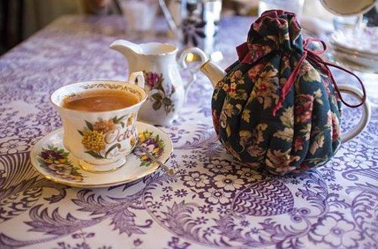 Columbia Kate's Teahouse: Tea