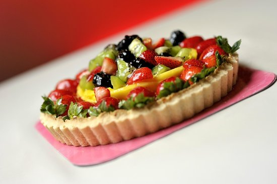 Bistro & Catering by Two Chefs: Fruit tart