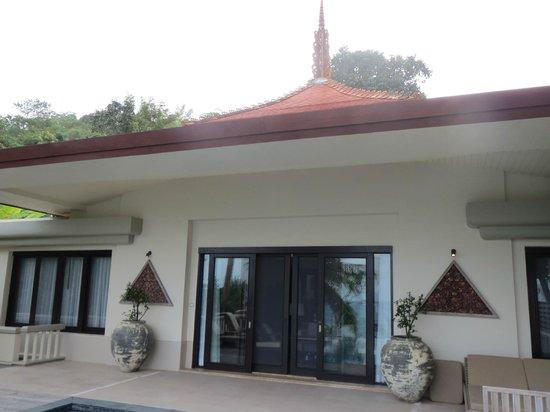 Trisara Phuket: room