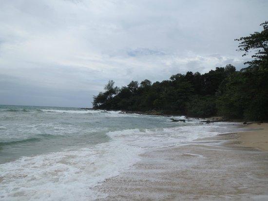 Trisara Phuket: beach