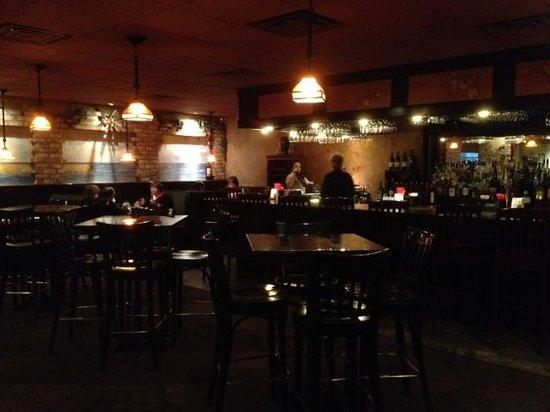 Giovanni's : Bar area