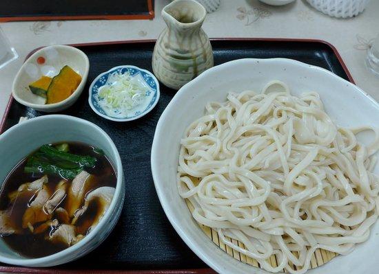 Sakaeya Udon Shop: 肉汁うどん