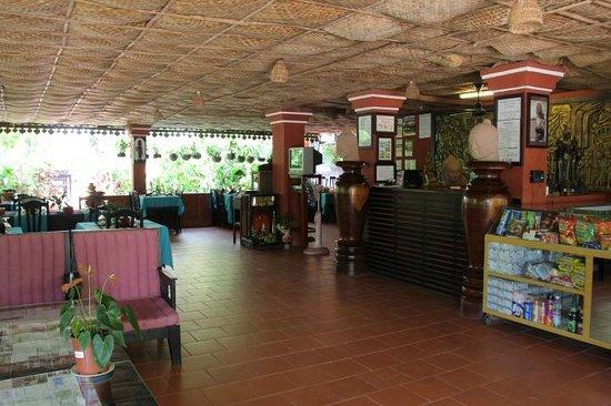 Sonalong Boutique Village & Resort : Reception