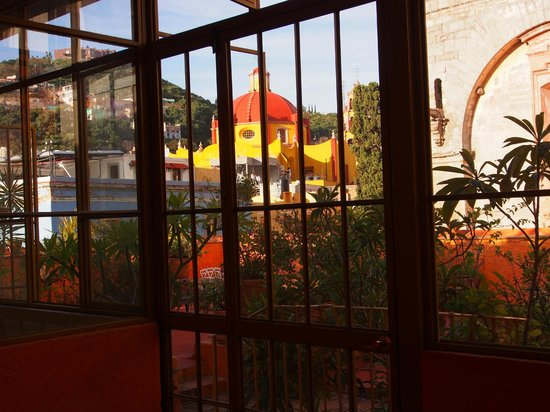 Alma del Sol Bed & Breakfast Inn: Terrace View