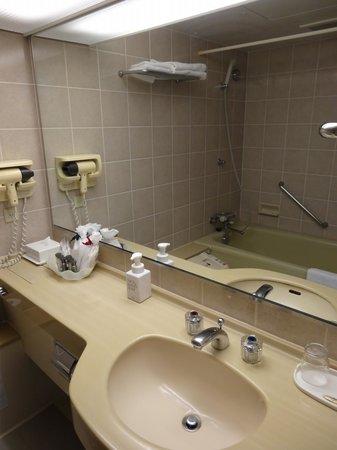 Royal Wing: バスルーム