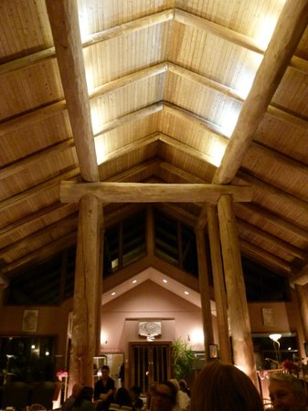 Tsa-Kwa-Luten Lodge: Grand Hall