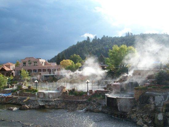 The Springs Resort Spa Steaming Hot