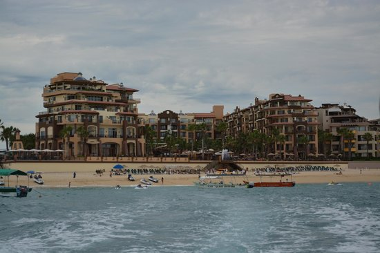 Villa del Arco Beach Resort & Spa Cabo San Lucas : From the water