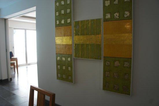 บาหลี ไอแลนด์ วิลล่าส์ แอนด์ สปา: decor in the villa