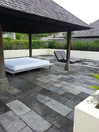 Bali Island Villas & Spa : Loft area