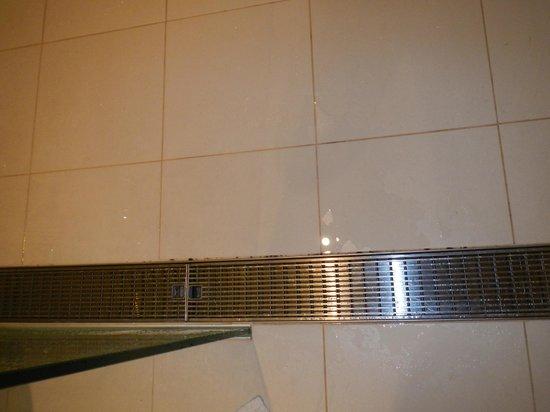 Hilton Brisbane: mold in the bathroom