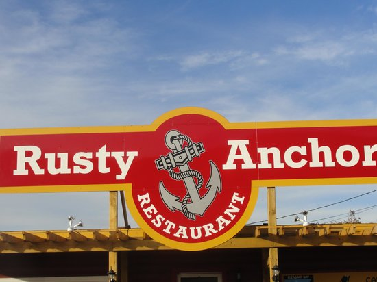Rusty Anchor Restaurant: Rusty Anchor