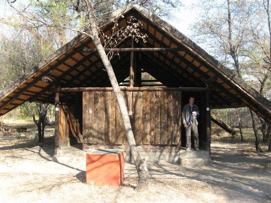 n'Kwazi Lodge & Camping Site: Bathroom Facilities